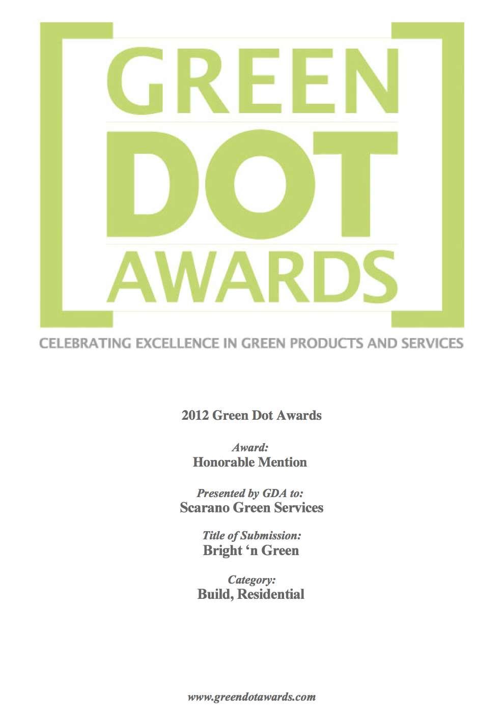 greendotaward2012